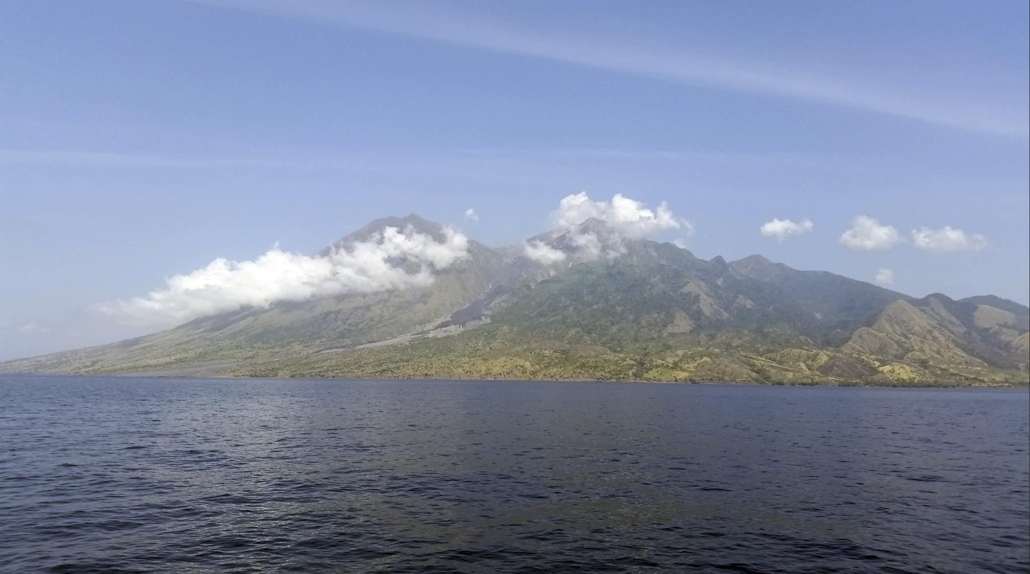 Volcan Sangeang