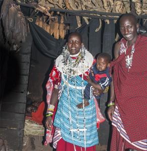 familia masai