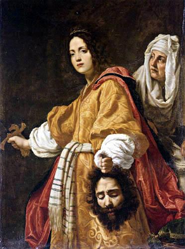 Judith con la cabeza de Holofernes, Cristofano Allori. 1613. Barroco Manierista. Florencia