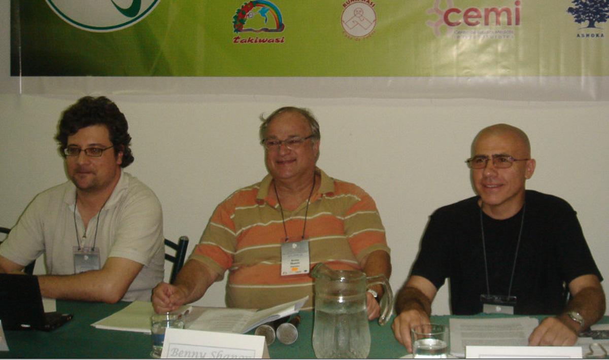 Congreso Medicinas Indígenas. Tarapoto. Peru _