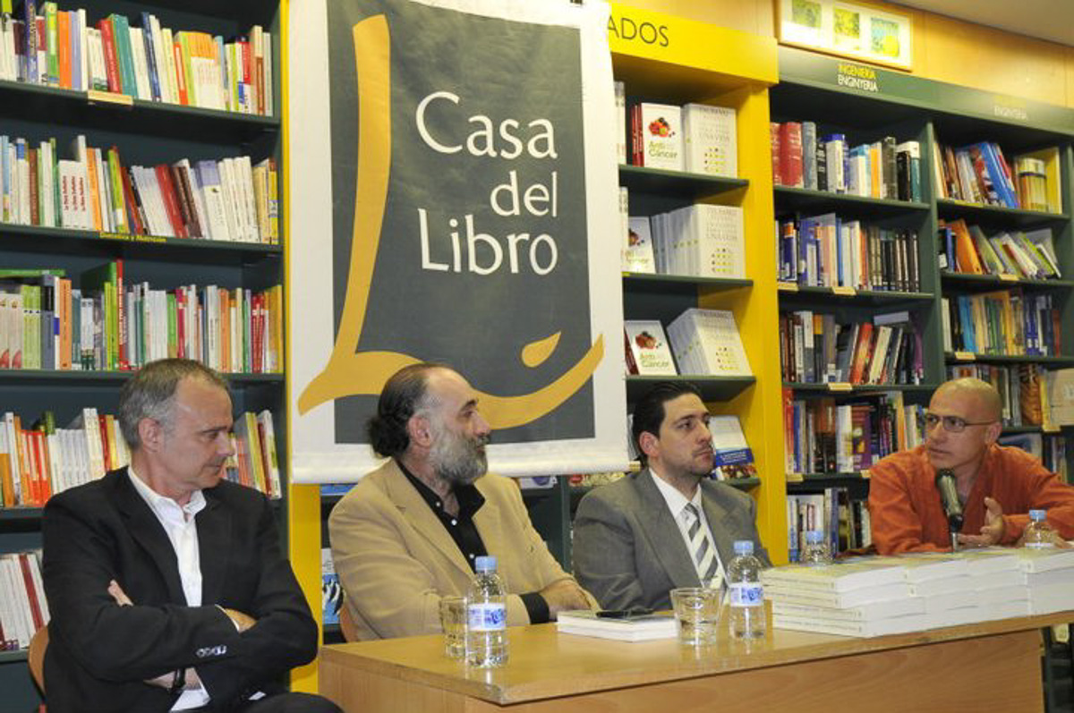 Presentación libro Colectivo Como psicoanalizamos en Valencia