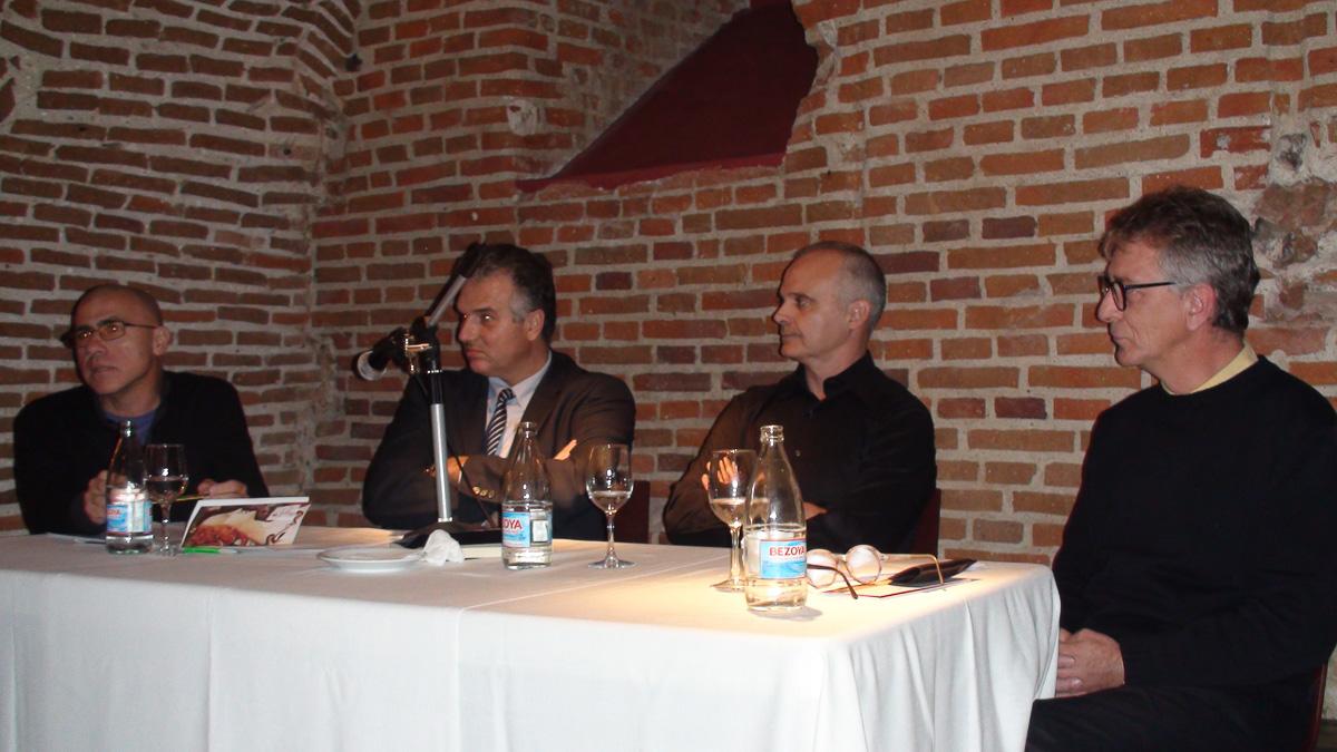 Presentación libro Psicología Profunda de J. Castillo y J.C. Soriano  en Madrid