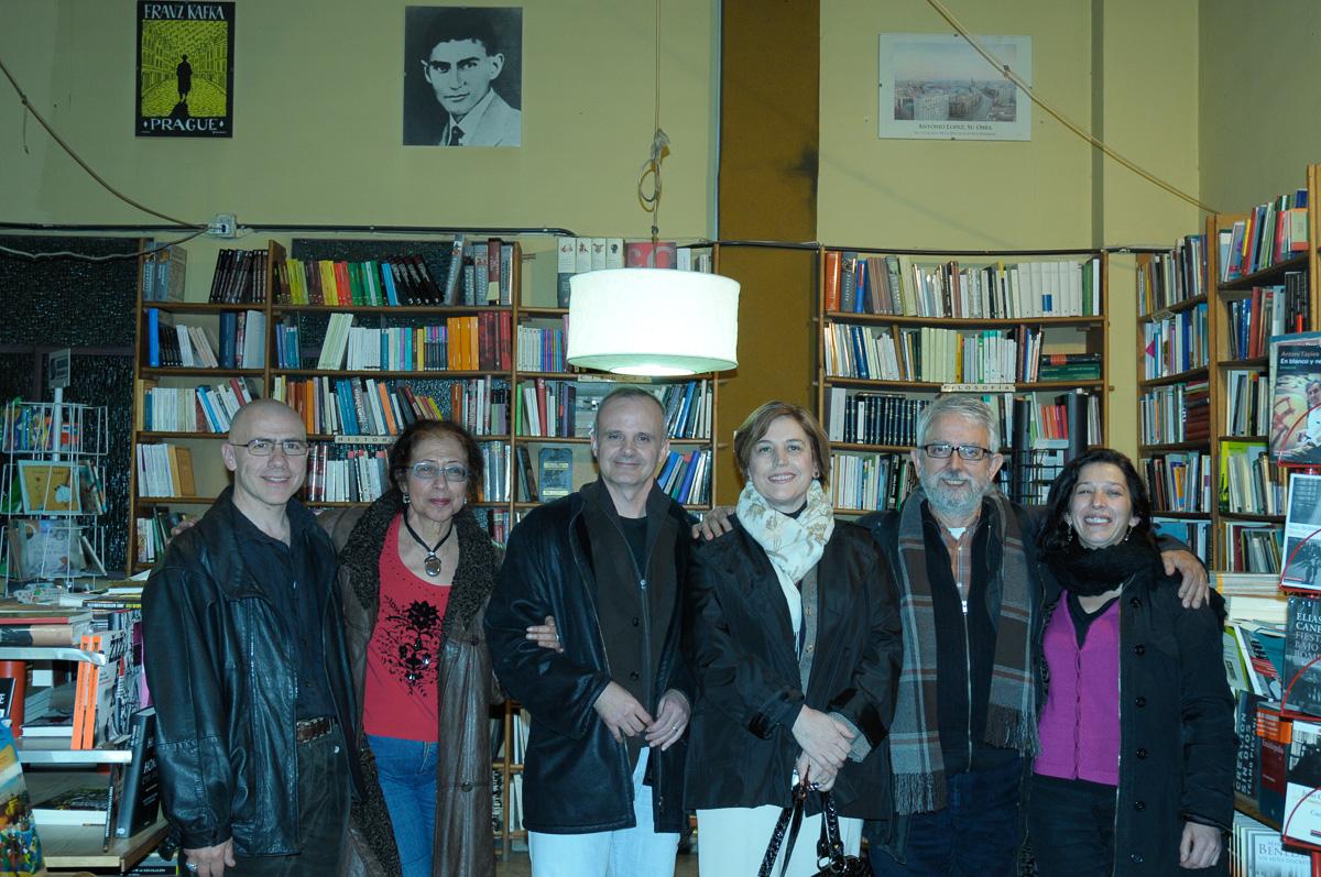 Presentación libro de J. Castillo De lo Dionisíaco a lo Demoníaco  en Madrid