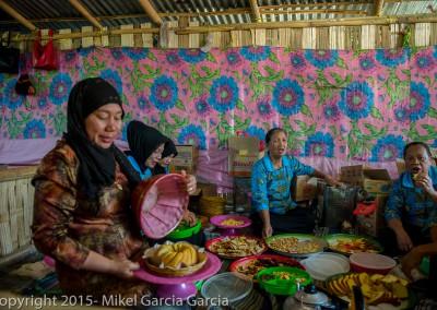 Mujeres en Ceremonia