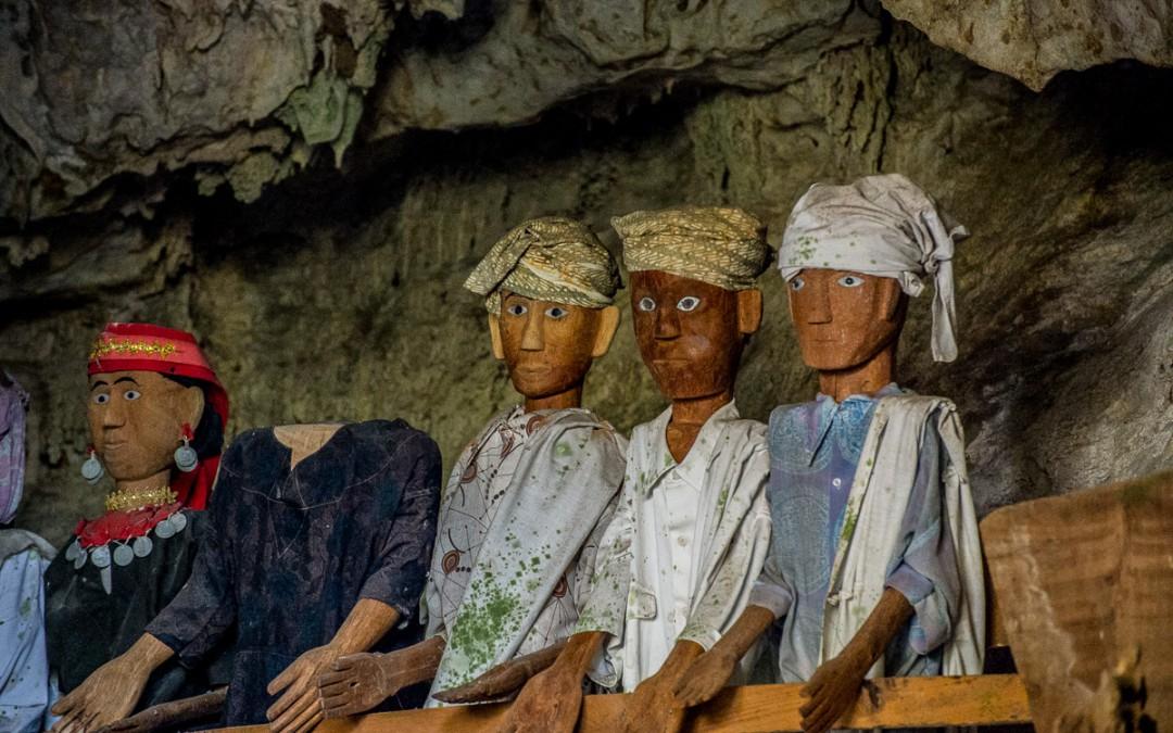 Conferencia: Vida después de la muerte en los Tana Toraja. Perspectiva junguiana.