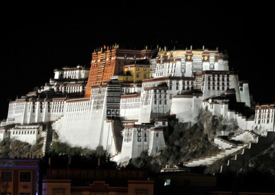 Relato del mal de altura en Lhasa