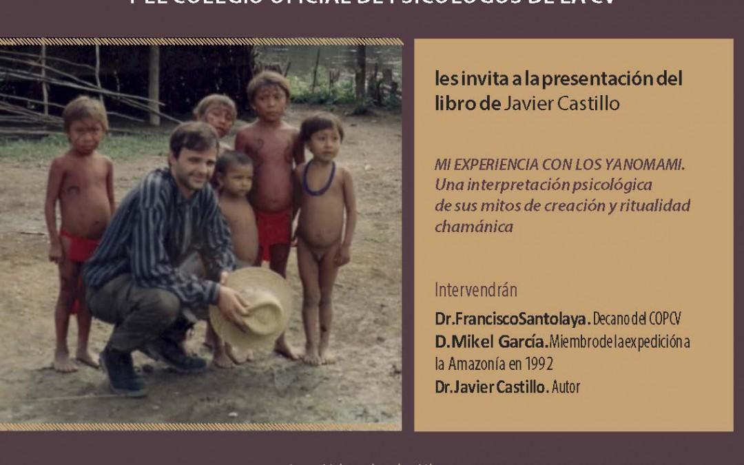 Presentación libro de Javier Castillo